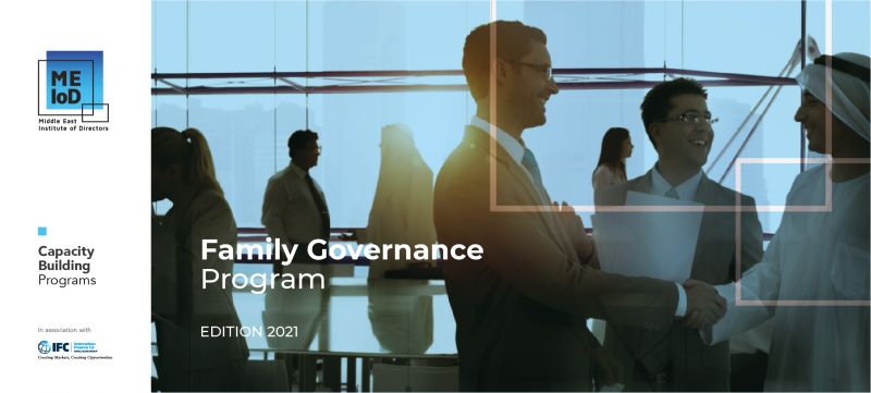 Corporate Governance for Family Businesses