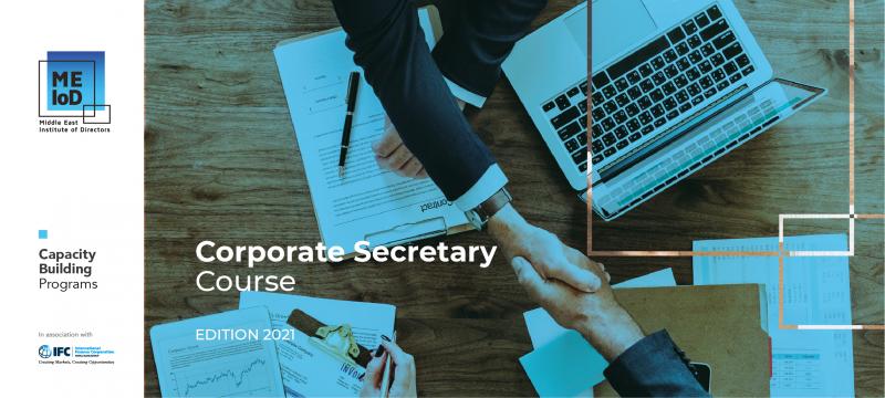 Corporate Secretary Course